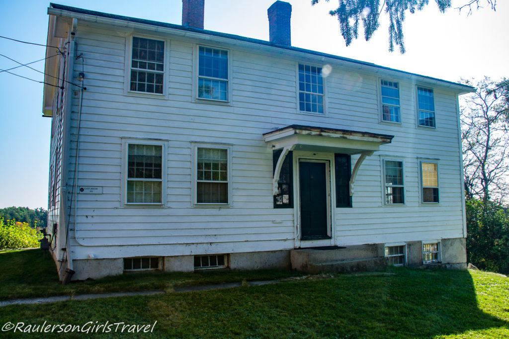 East House at Canterbury Shaker Village