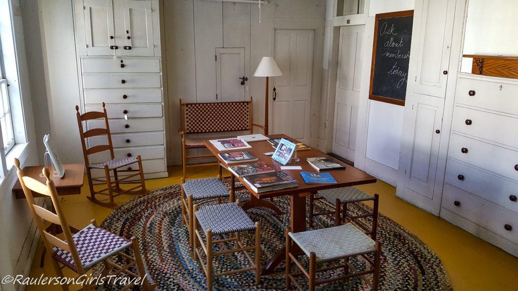 Group meeting room