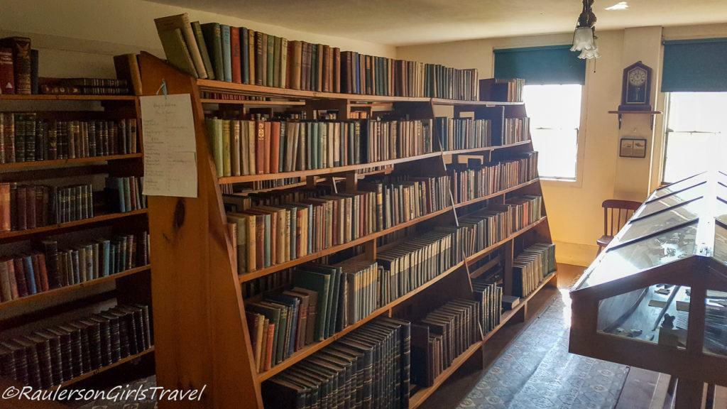 Library at Canterbury Shaker Village