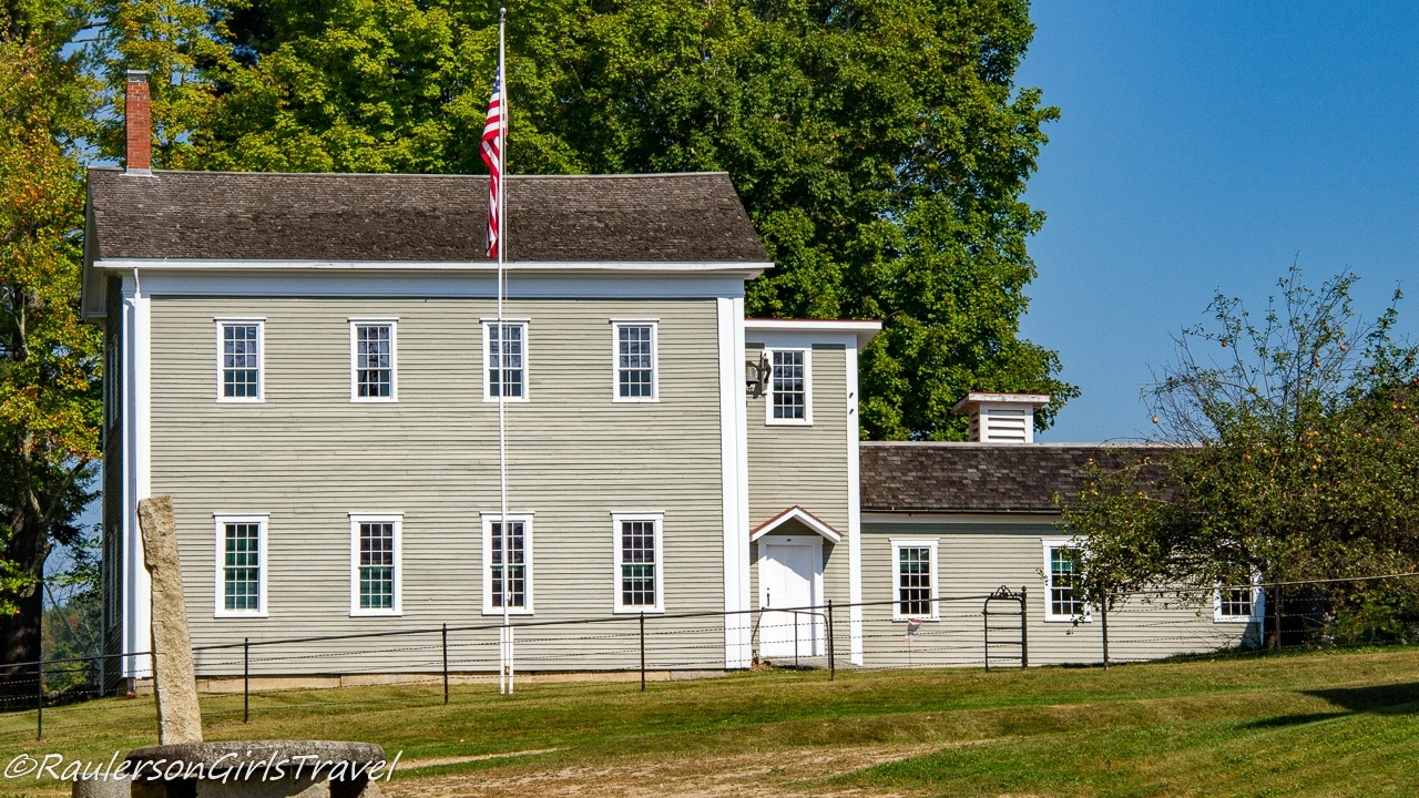 School House at Canterbury Shaker Village