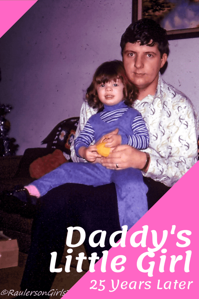 Daddy's Little Girl Pinterest Pin