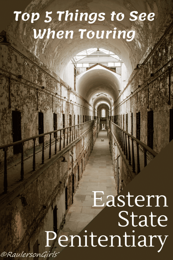 Eastern State Penitentiary Pinterest Pin