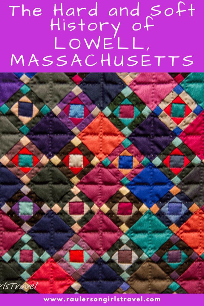 Lowell, Massachusetts Pinterest Pin