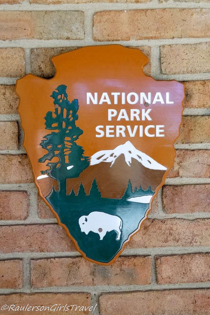 Coronado National Memorial National Park Sign