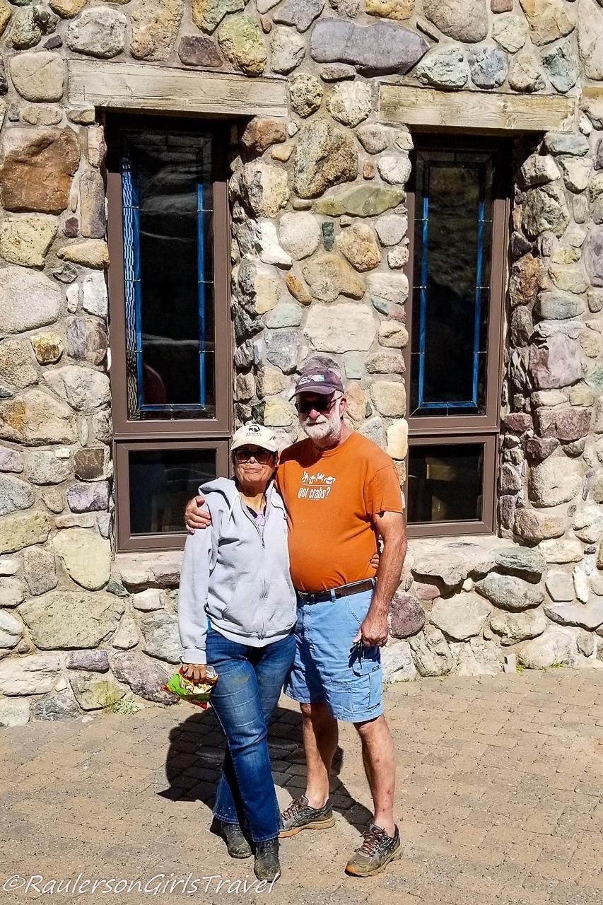Janet and Ian MacDonald
