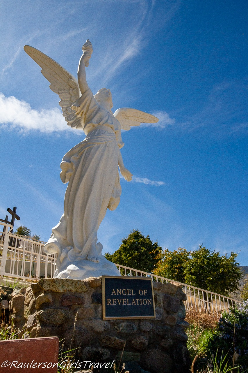 Angel of Revelation at Our Lady of the Sierras