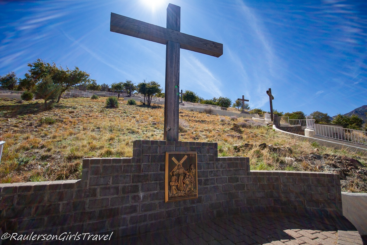 Stations of the Cross at Our Lady of the Sierras