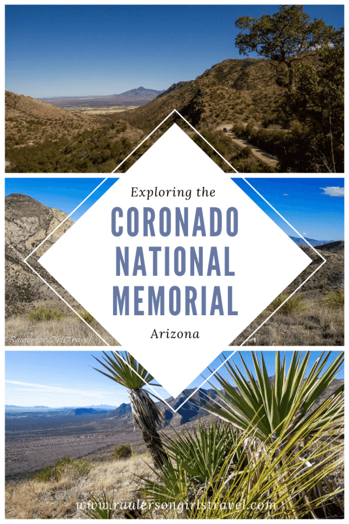 Coronado National Memorial Pinterest Pin