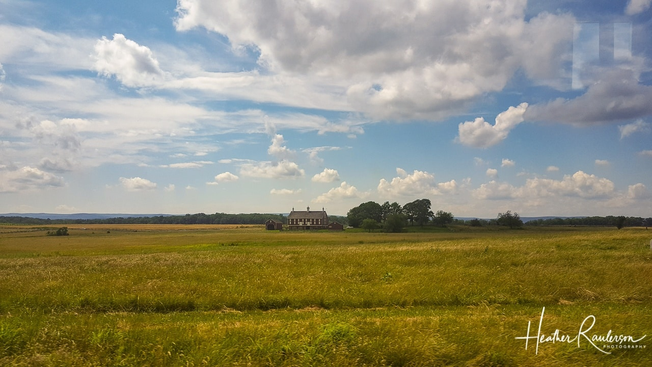 Daniel Lady Farm in Gettysburg