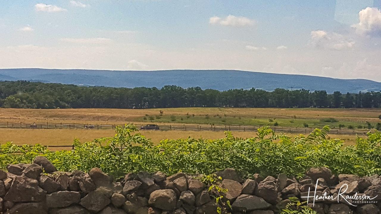Oak Ridge at Gettysburg