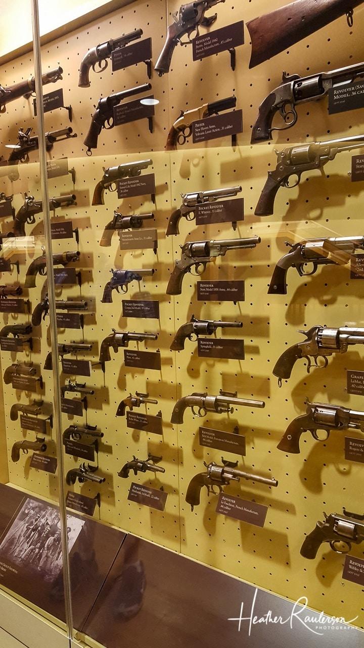 The Firearms of Gettysburg