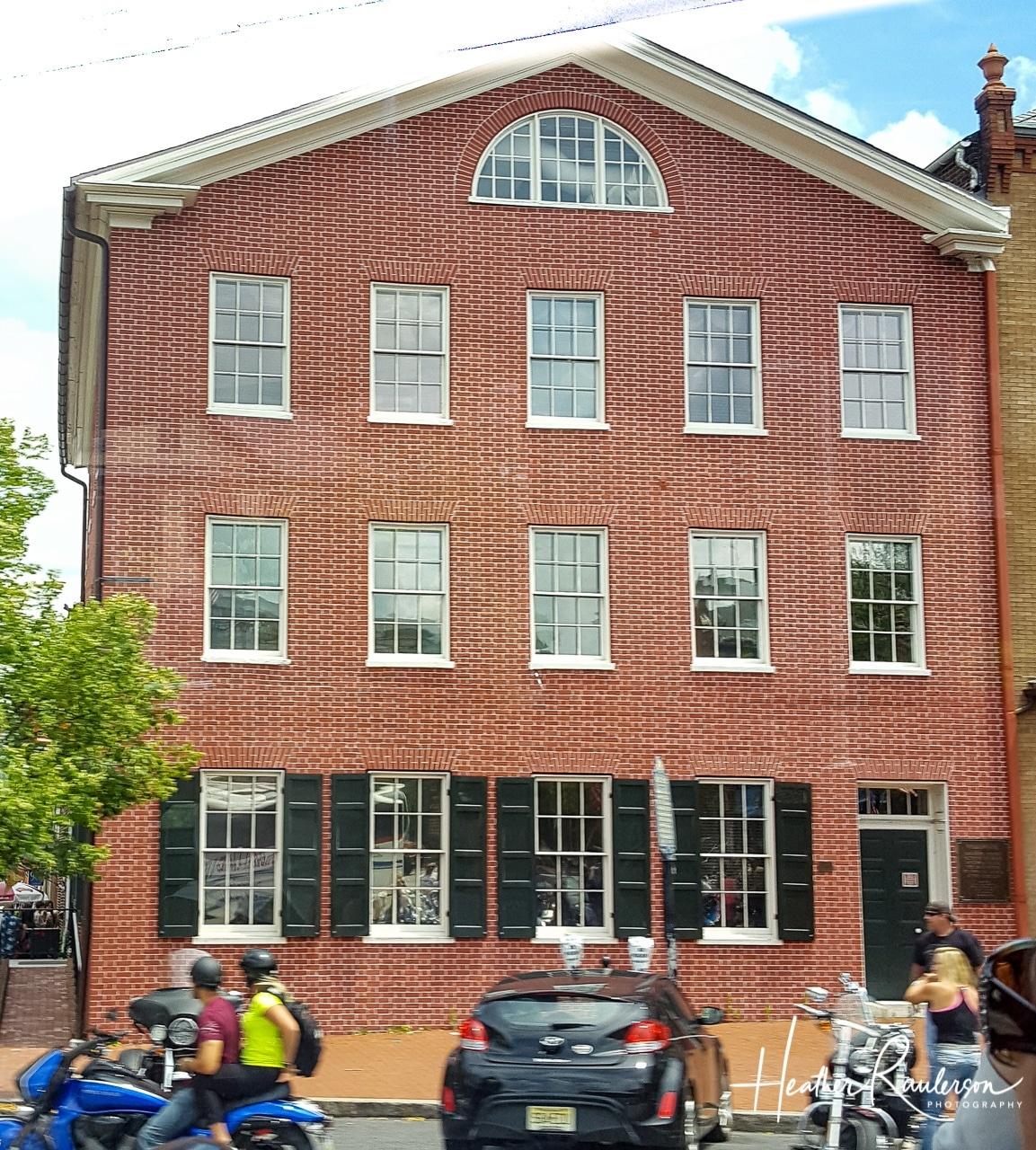 David Wills House in Gettysburg