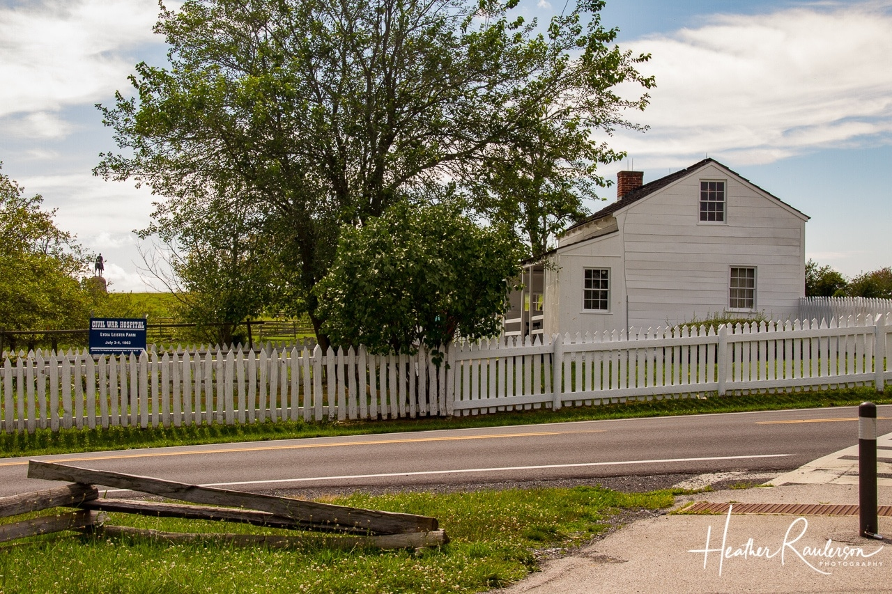 Civil War Hospital - Lydia Leister Farm