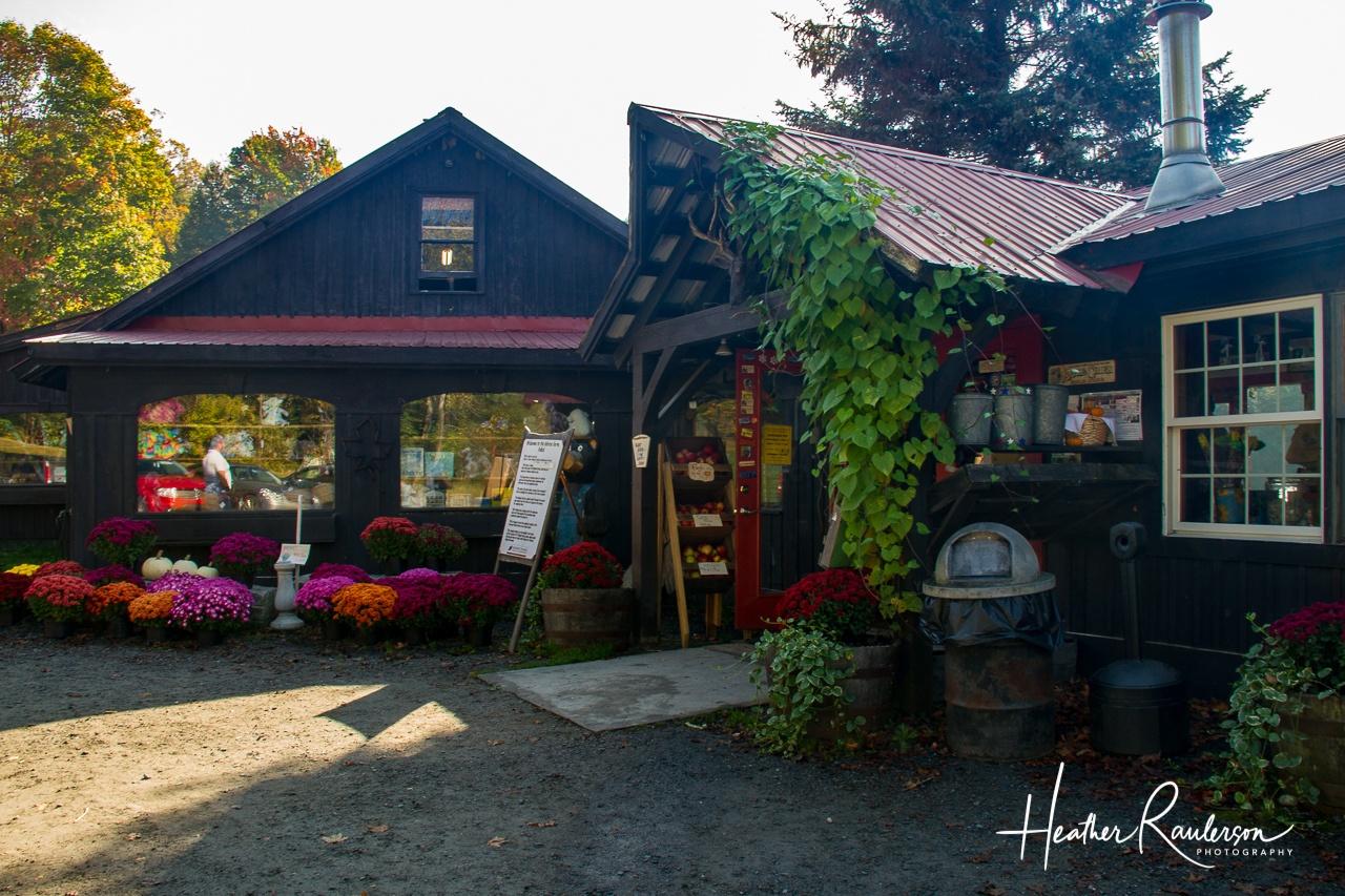 Morse Farm Maple Sugarworks
