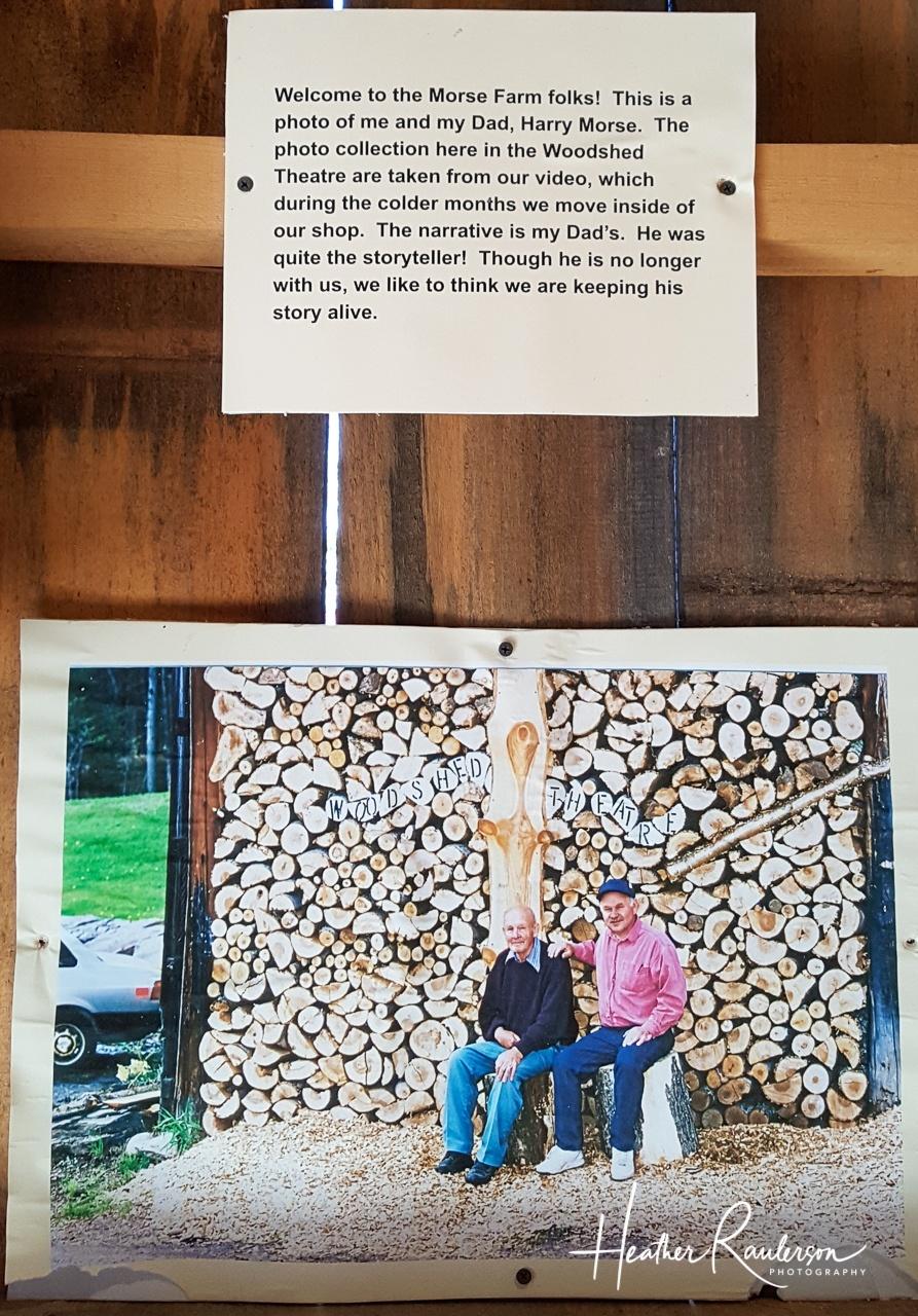 Morse Farm Family History