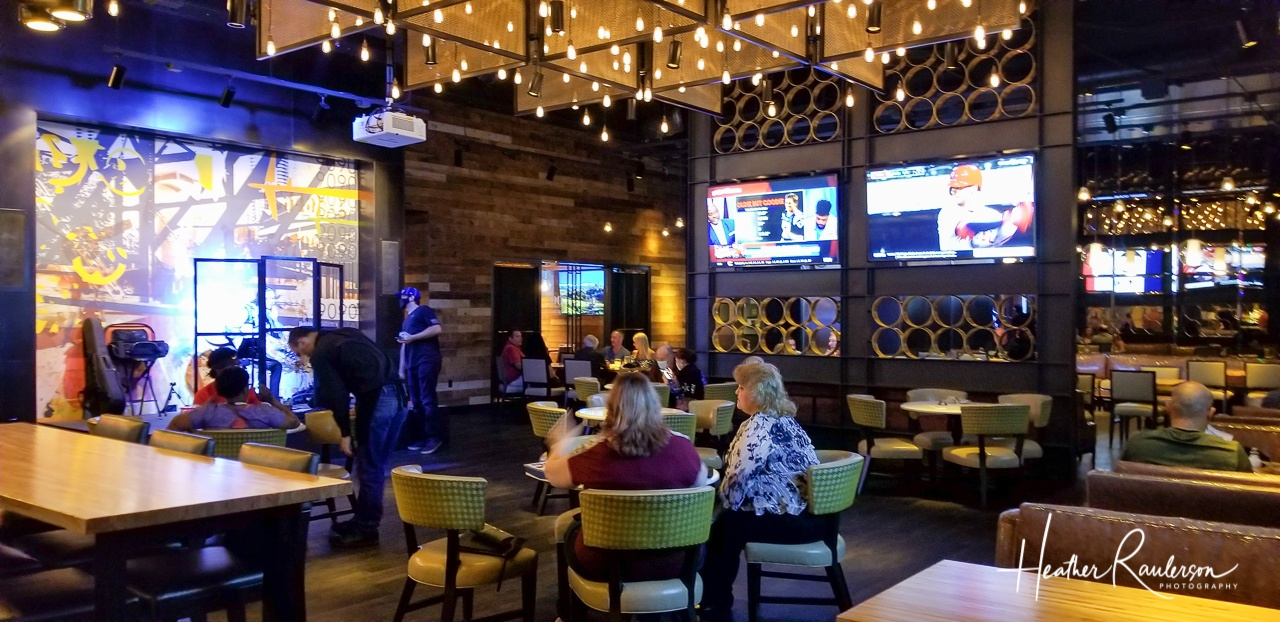 90 Ninety Bar & Grill at the Suncoast Hotel and Casino in Las Vegas