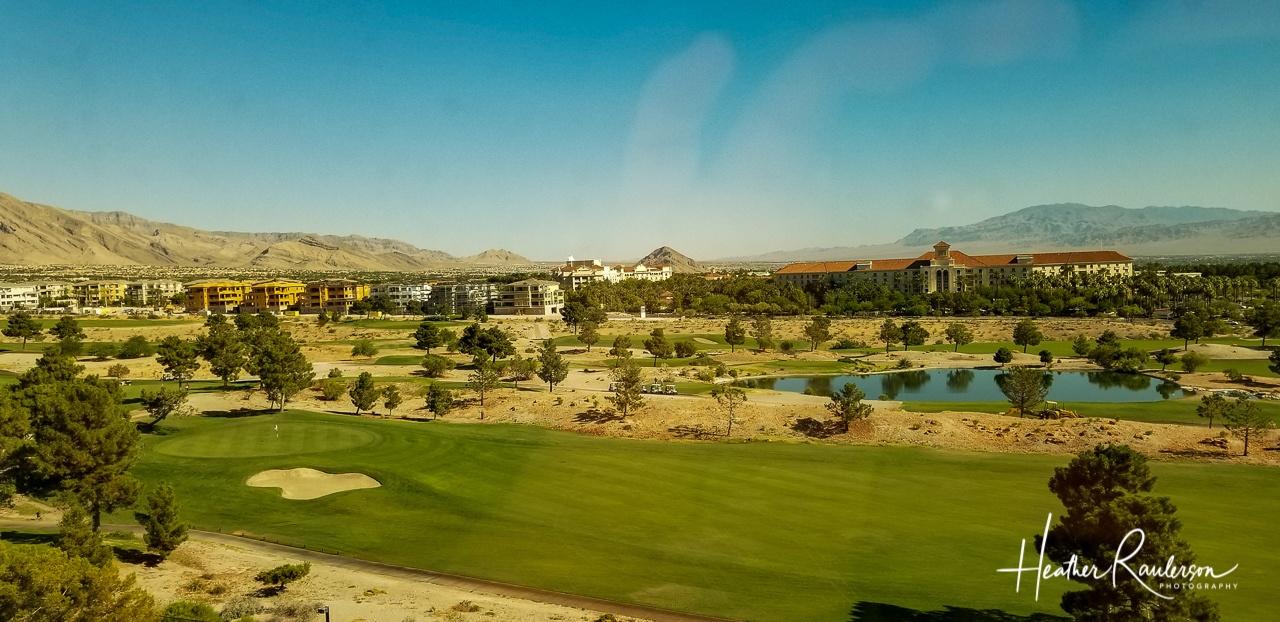 Angel Park Golf Club next to Suncoast Hotel and Casino in Las Vegas