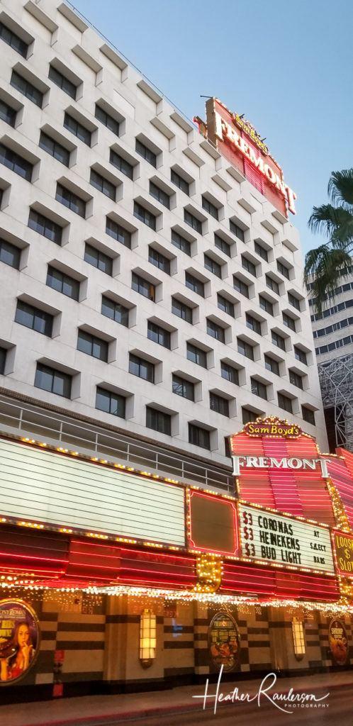 Freemont in Las Vegas