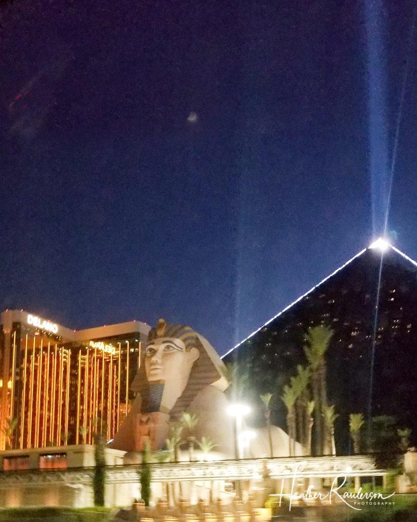 Luxor Hotel & Casino in Las Vegas