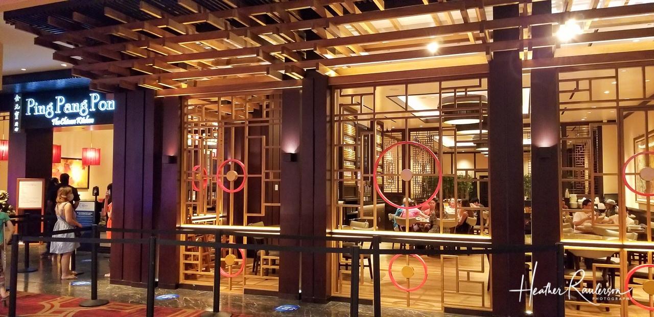 Ping Pang Pong Restaurant at the Gold Coast Hotel & Casino