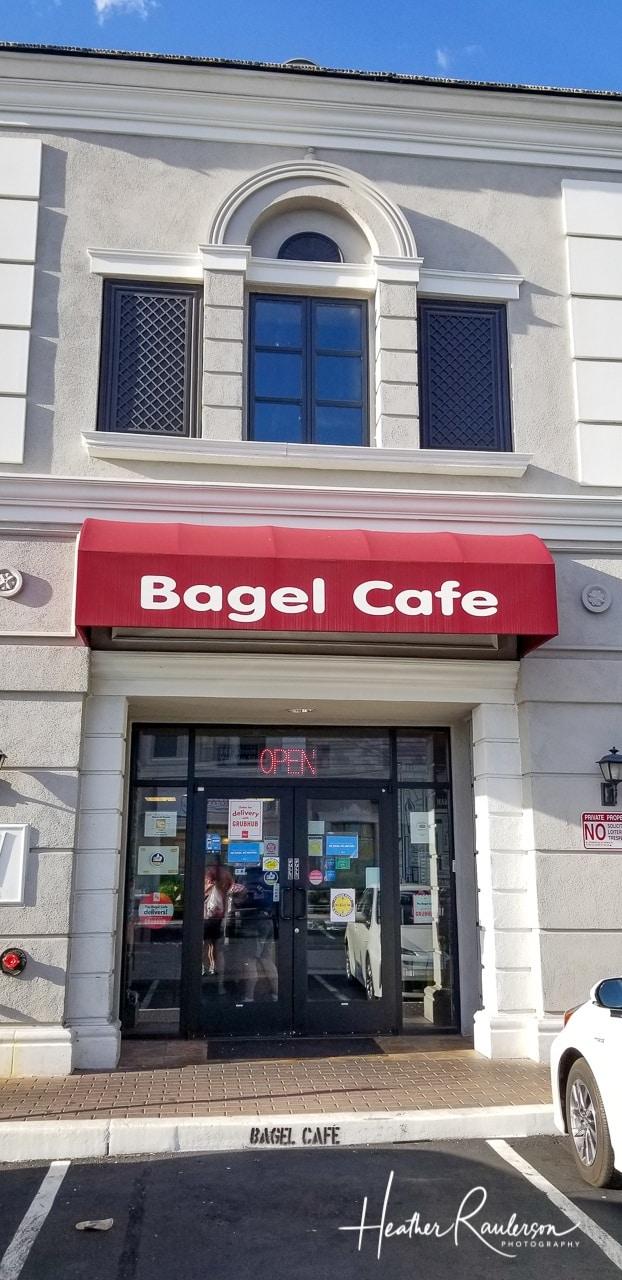 The Bagel Cafe in Las Vegas