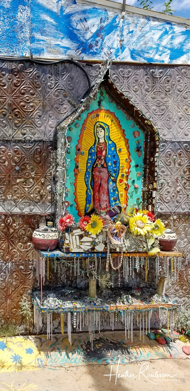 Ofrenda in Mexico