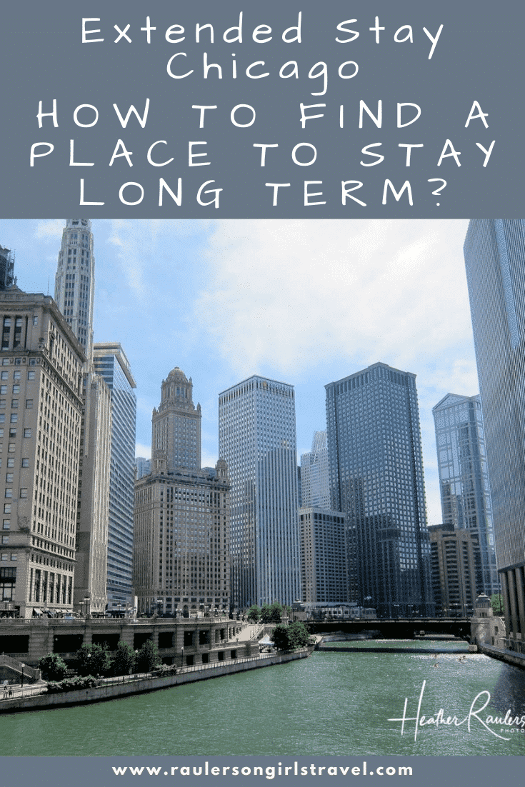 Extended Stay Chicago Pinterest Pin