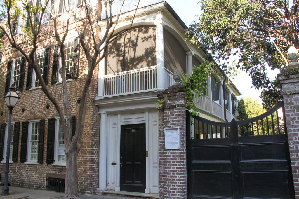 Thomas Legare House (1759)
