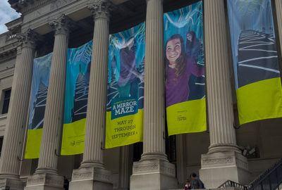 The Franklin Institute in Philadelphia