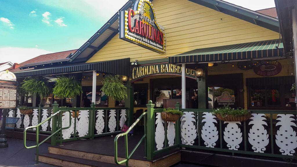 Sweet Carolina's Restaurant at Broadway at the Beach