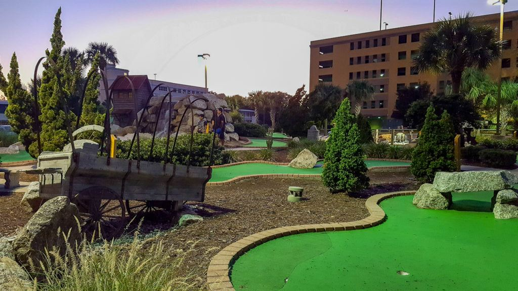 Lost Mine Miniature Golf Course - Things to See in Myrtle Beach