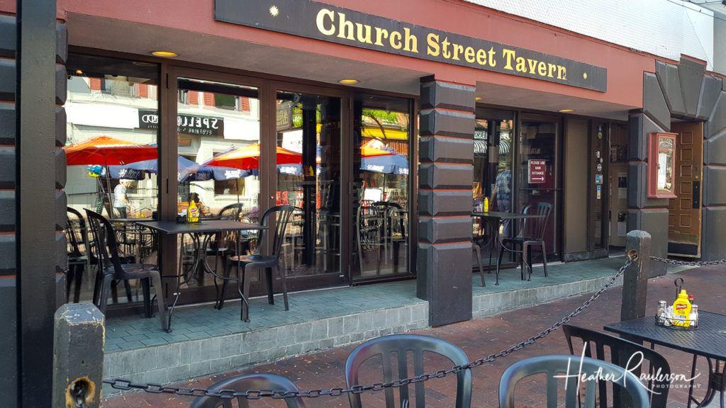 Church Street Tavern in Burlington, Vermont