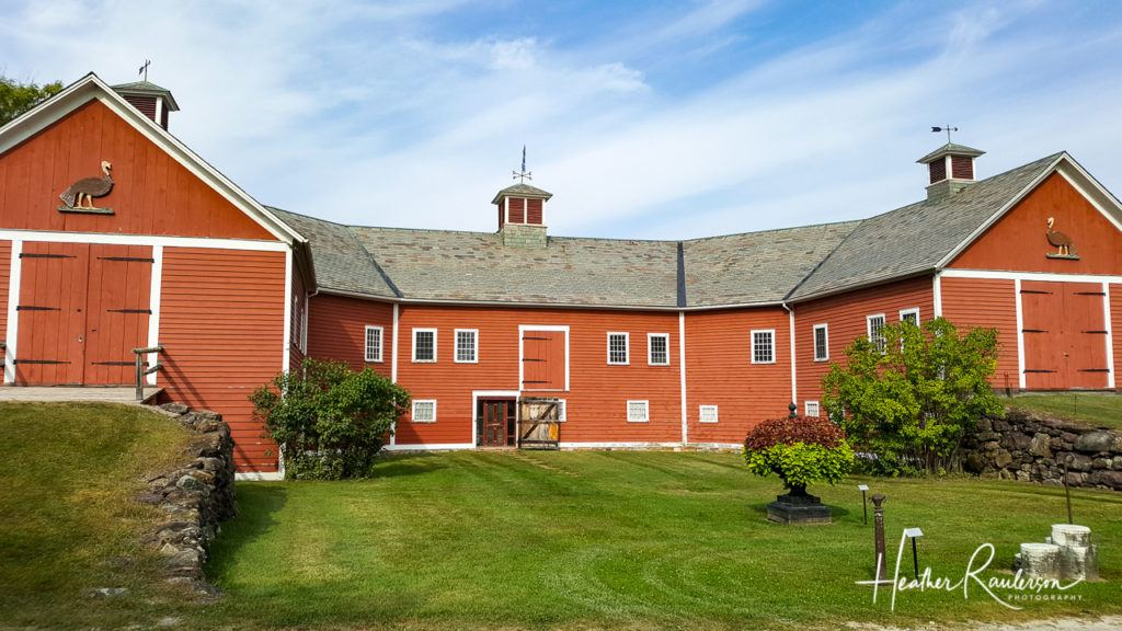 Horseshoe Barn at the Shelburne Museum