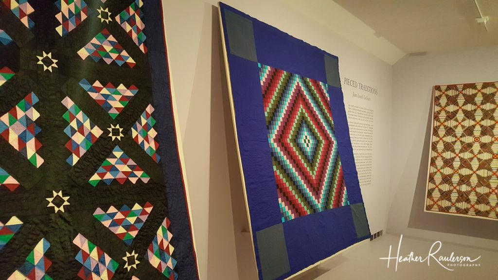 Hand Sewn Quilts at the Shelburne Museum
