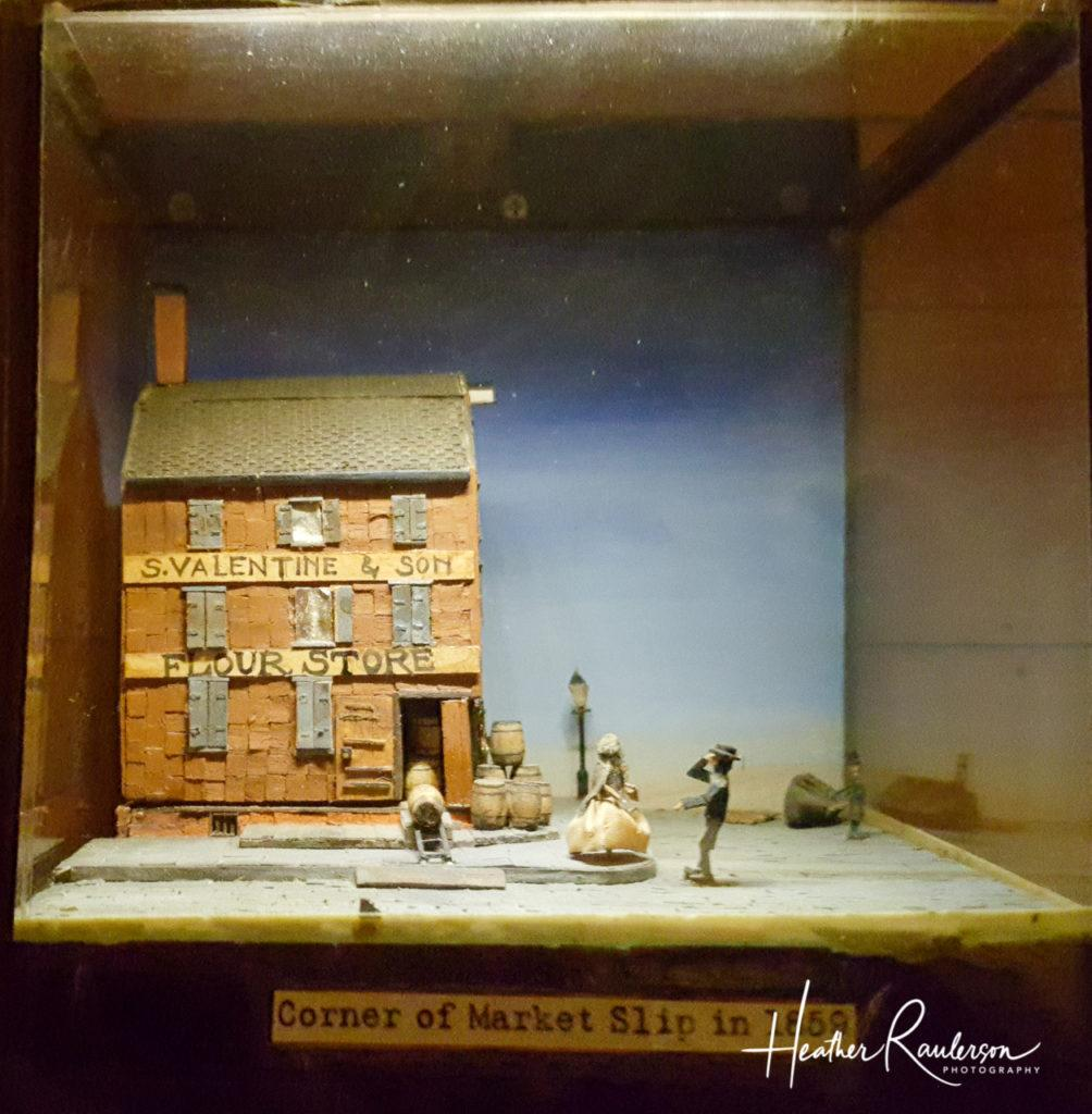 Helen Bruce Miniatures Dioramas – Flour Store