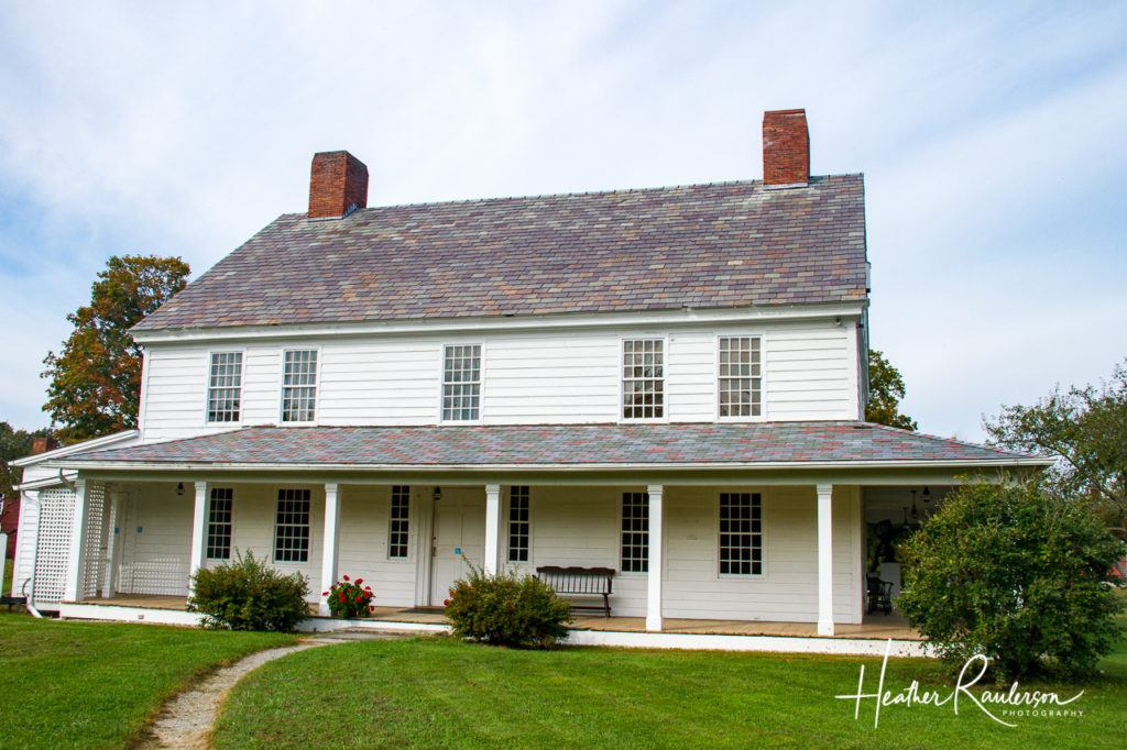 Dorset House at the Shelburne Museum