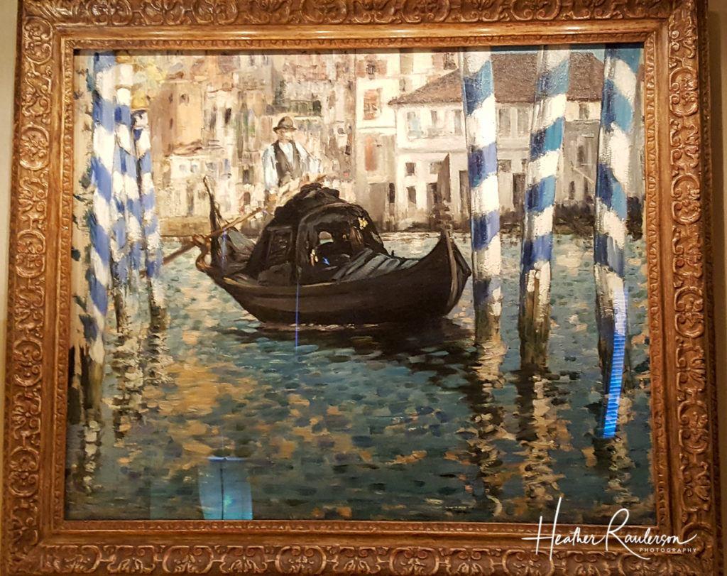 Edouard Manet, Blue Venice