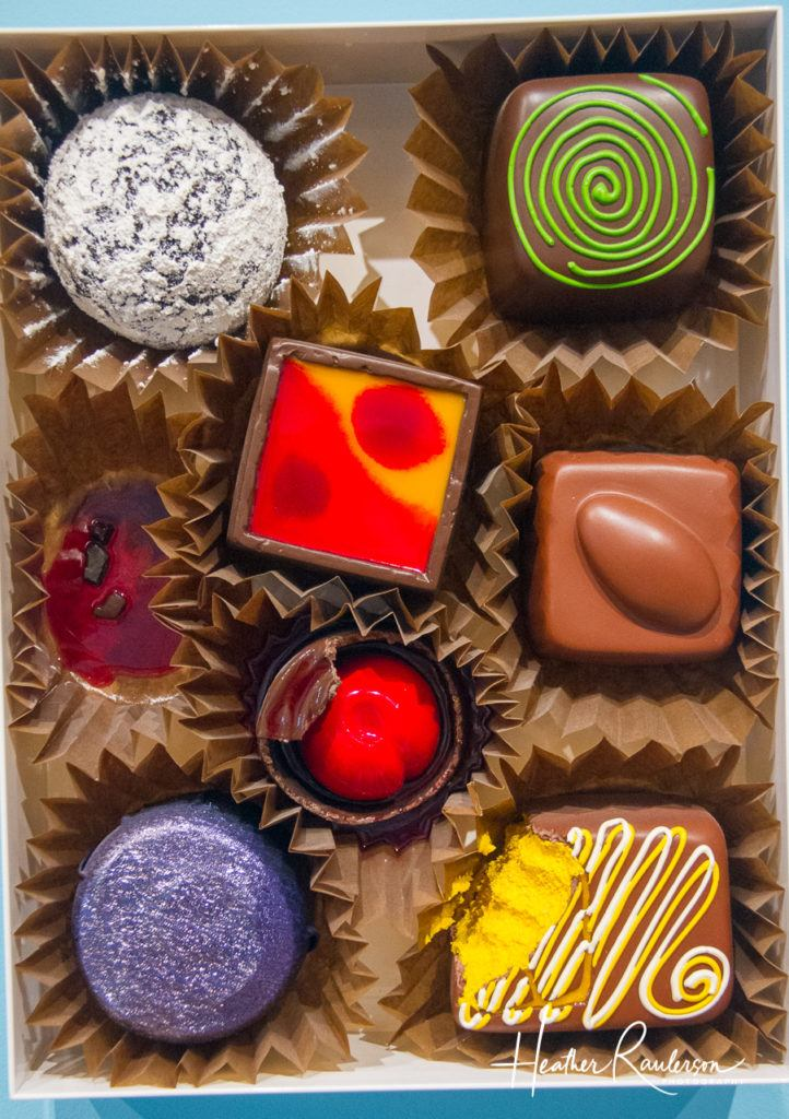 A Box of Chocolates - Art at the Pizzagalli Center for Art and Education