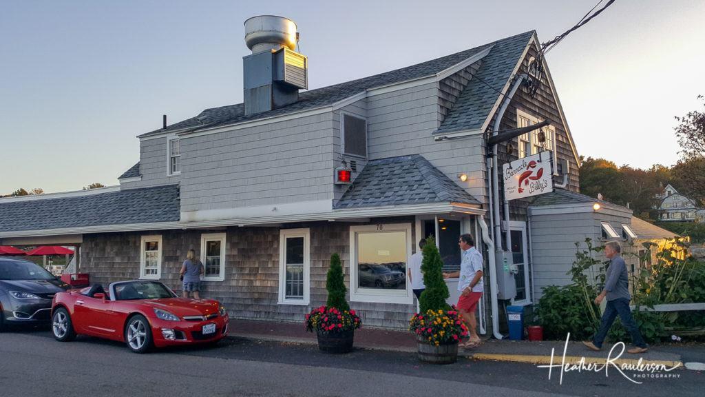 Barnacle Billy's Restaurant