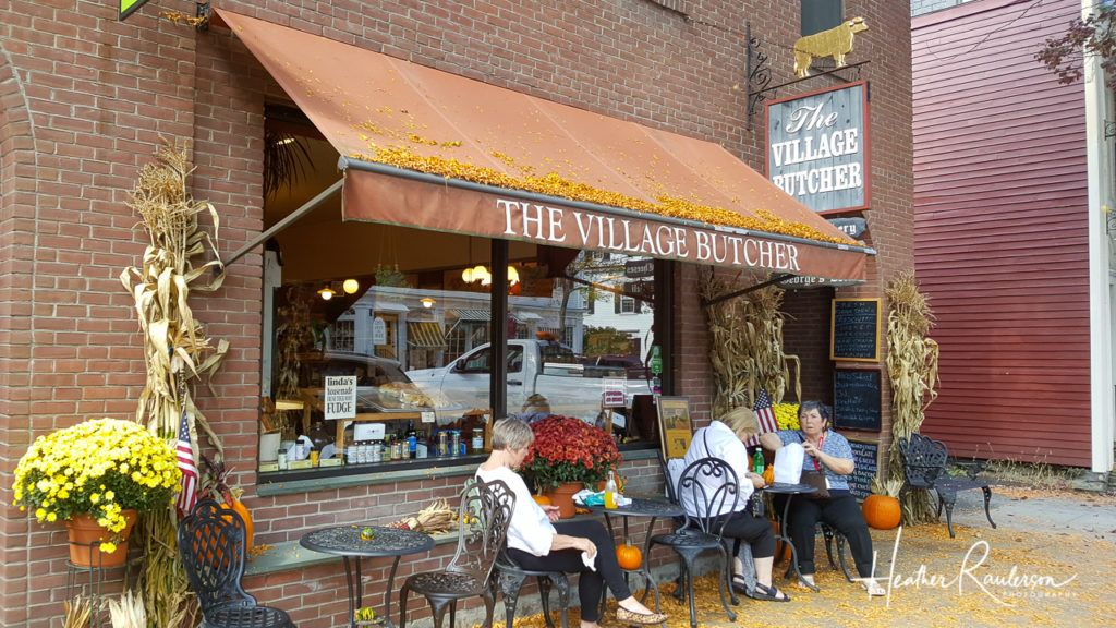 The Village Butcher in Woodstock, Vermont