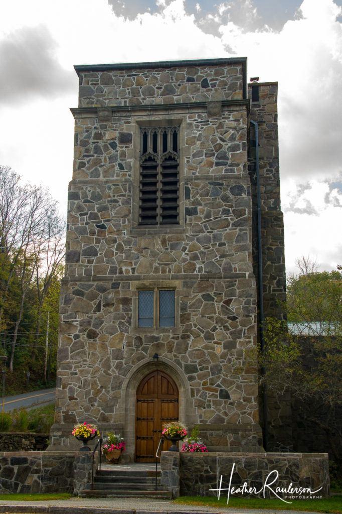 St. James Episcopal Church in Woodstock, Vermont