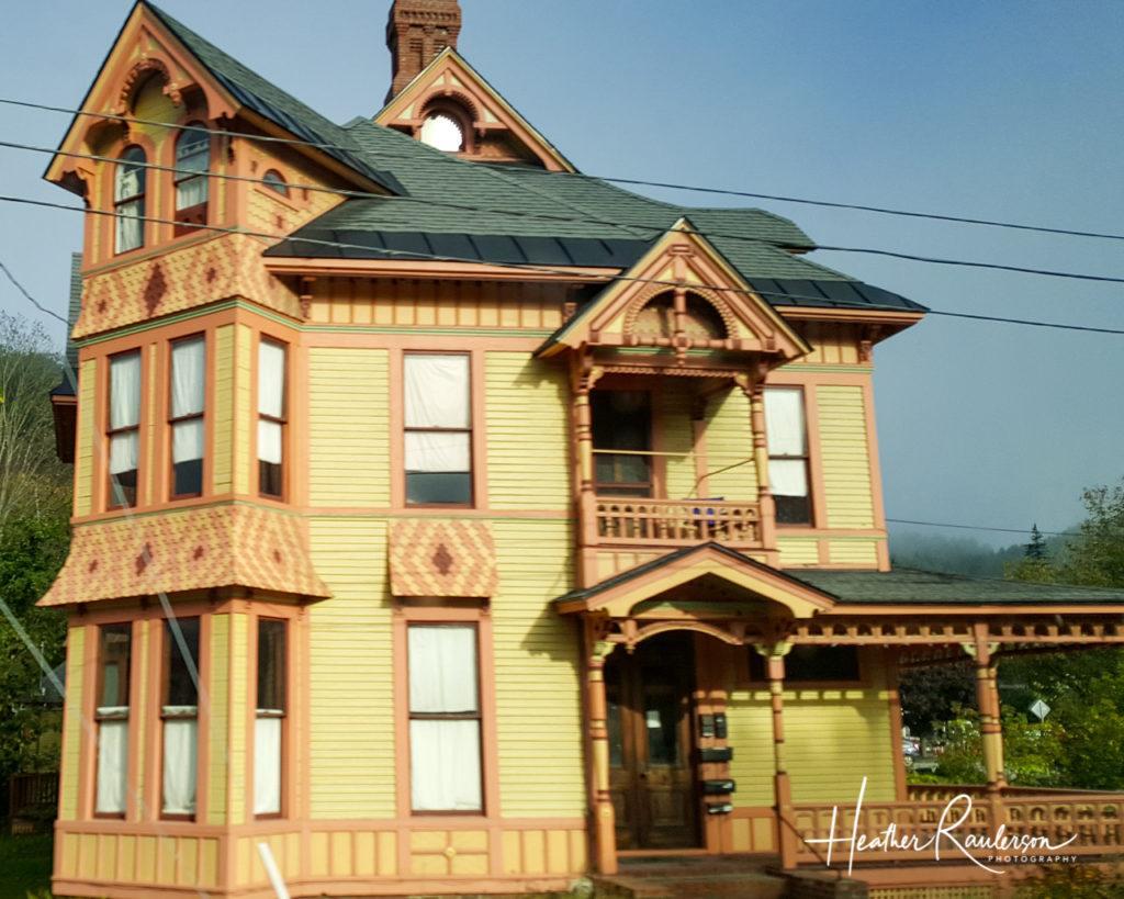 Victorian home in Montpelier, Vermont