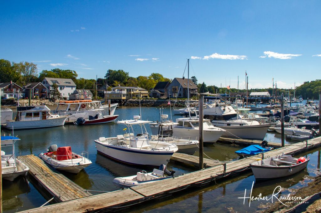 Harbor in Kennebunkport