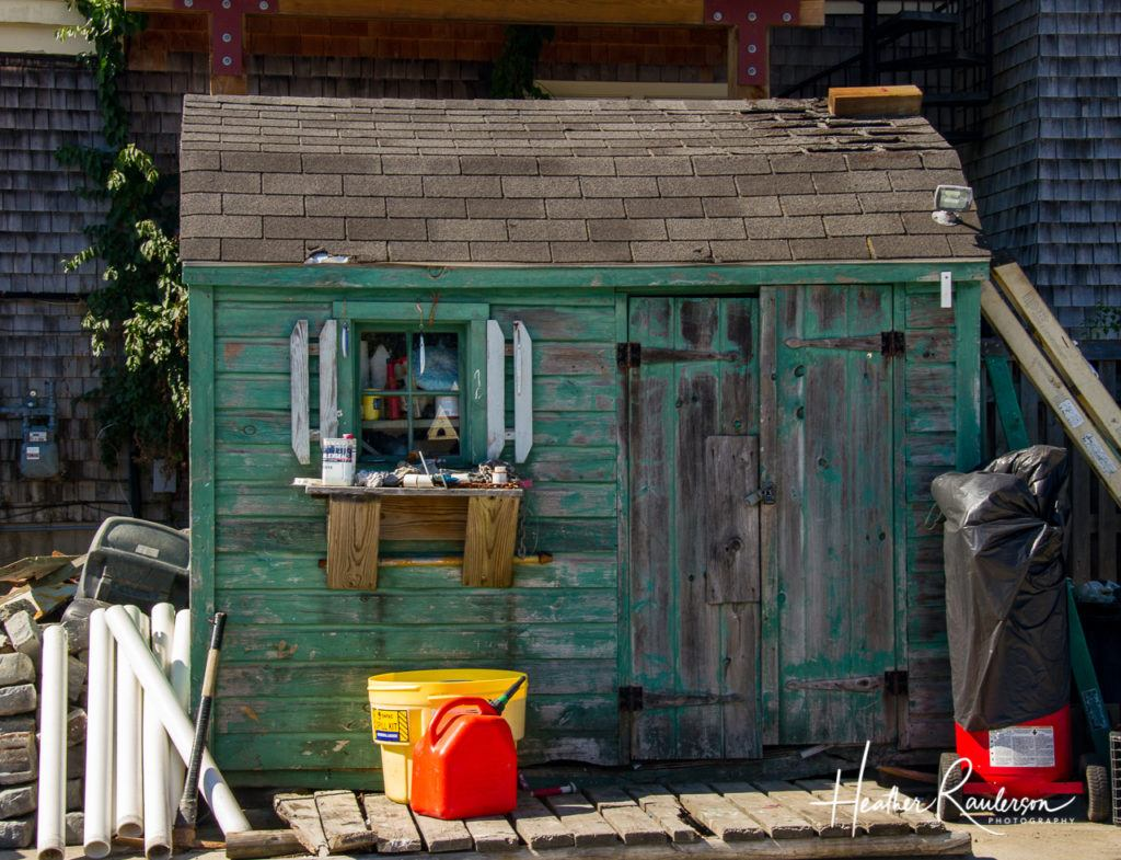 Boat Shack in Kennebunkport