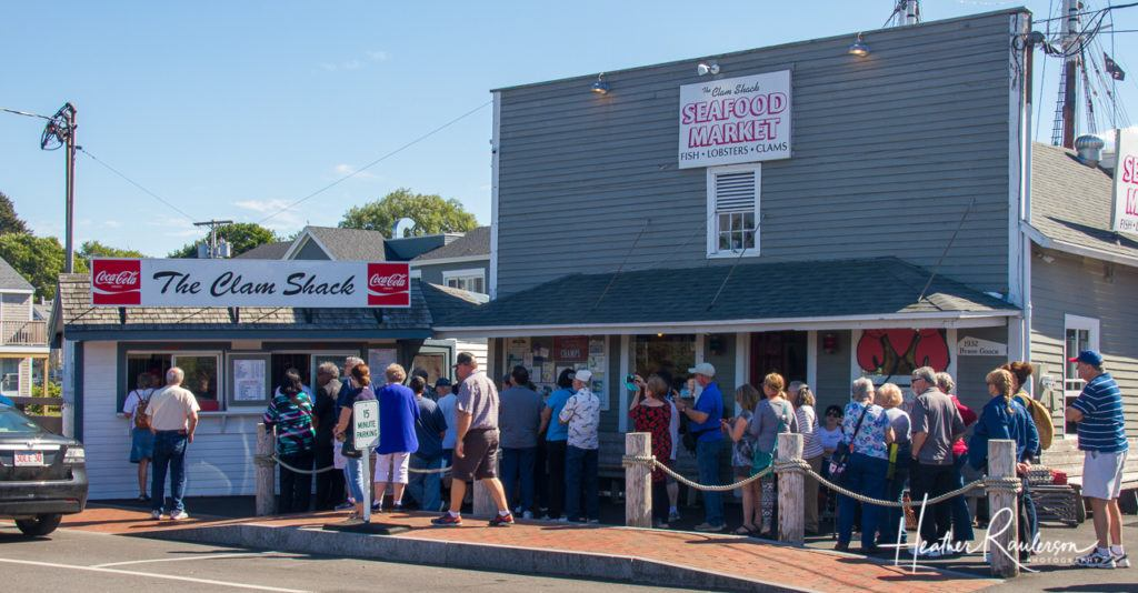 The Clam Shack in Kennebunkport