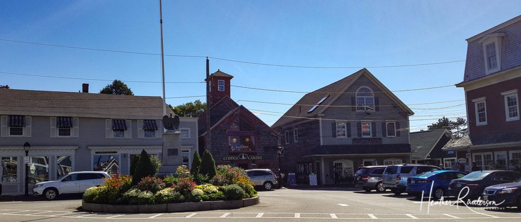 Dock Square in Kennebunkport