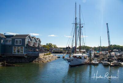 Spirit of Massachusetts in Kennebunkport