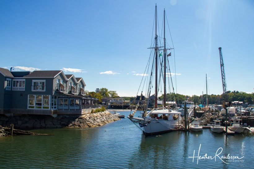 Spirit of Massachusetts in Kennebunkport