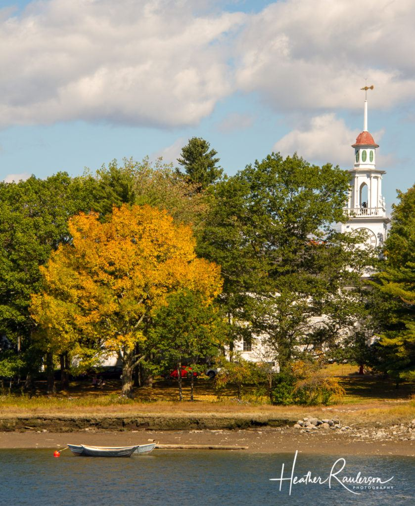 Kennebunkport in the fall