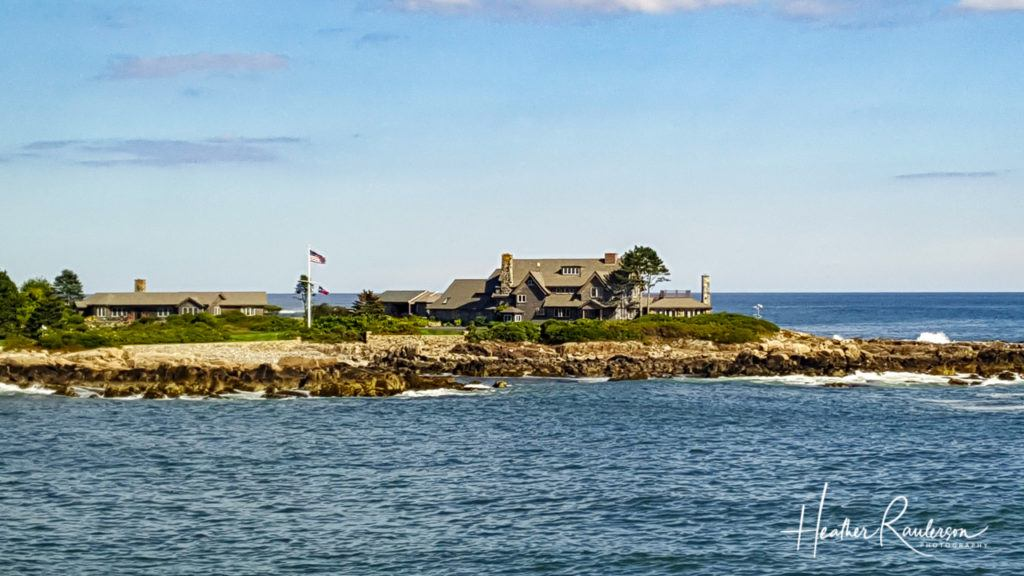 Bush Compound in Kennebunkport